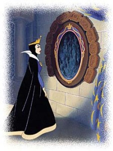 Yes, Mirror, tell me who has the fairest one of all?