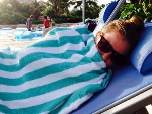 Sleep+Sun+Pool=cure