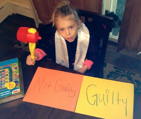 Guilty or Not Guilty